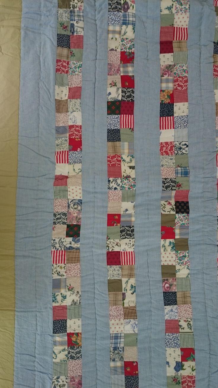 Patroon handgemaakte quilt nummer 14 | VIA CANNELLA WOONWINKEL | CUIJK