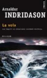 La Voix par Arnaldur Indriðason
