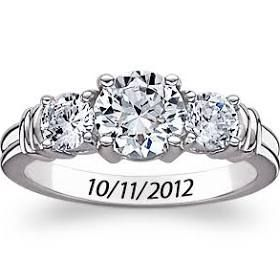 promise rings for her - Google Search