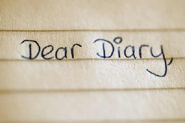 I will be posting a couple of entries from my own diary.  I hope you will read and comment.