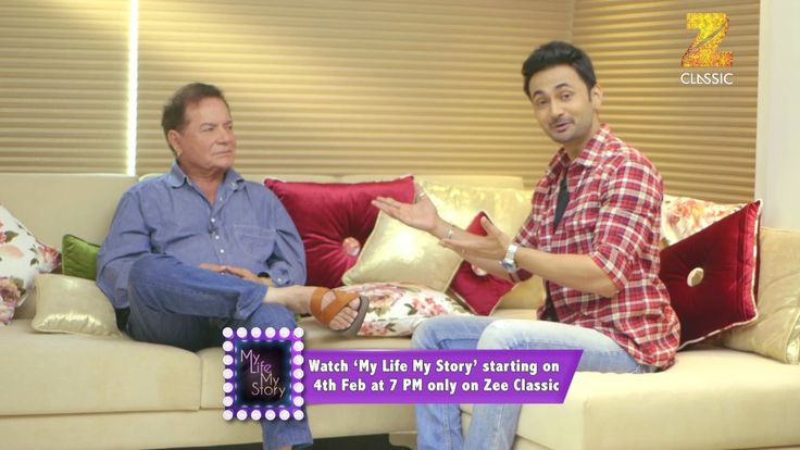 cool Meet the Iconic Screenwriter of Bollywood, Salim Khan | My Life My Story | Sat  4th Feb, 7PM