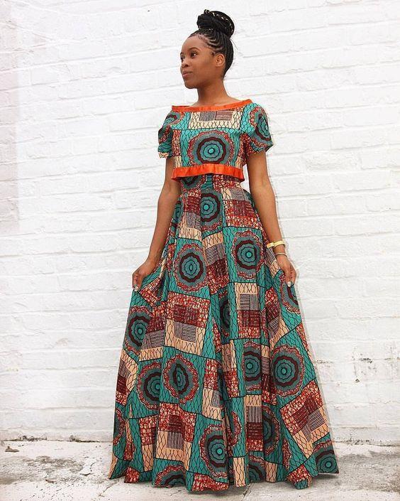 Gorgeous Ankara Long Gowns