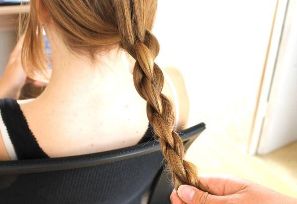 How to; De schakelvlecht, een vlecht die aan alle kanten hetzelfde is.