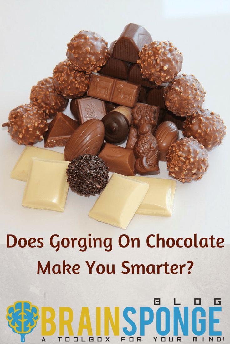 This could be the greatest news EVER!!!    http://brainspongeblog.com/2016/03/01/does-gorging-on-chocolate-make-you-smarter-2/