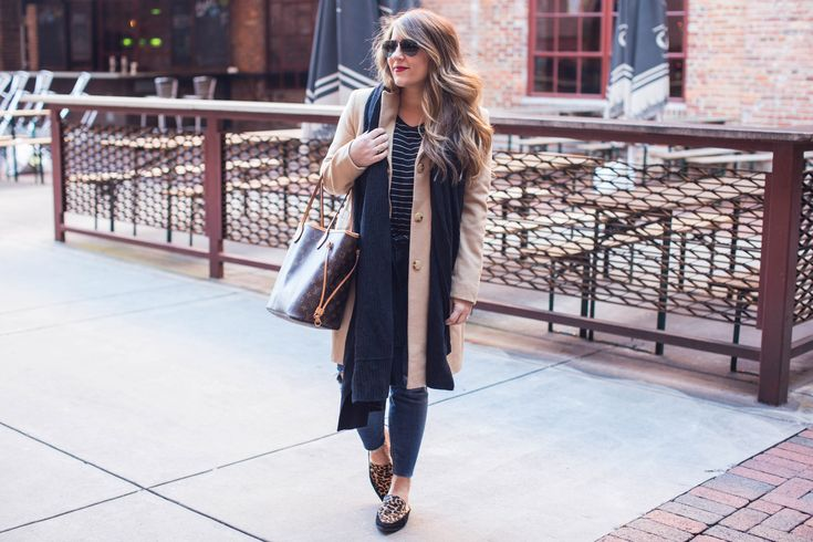 Winter / Spring Layers | Coffee Beans and Bobby Pins
