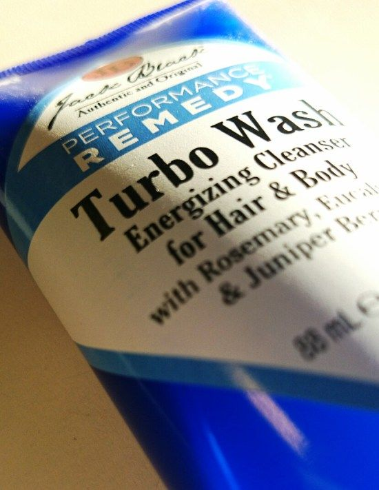 Instant-fresh-effekt   Testpiloterna  Recension av Jack Black Turbo Wash