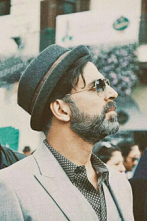king <3 akshay kumar boss king beard handsome bollywood actor action love pyaar