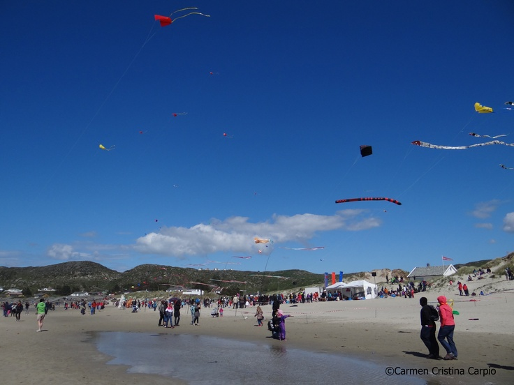 Fun fun fun! The Kite Festival at Hellestø  #Region Stavanger