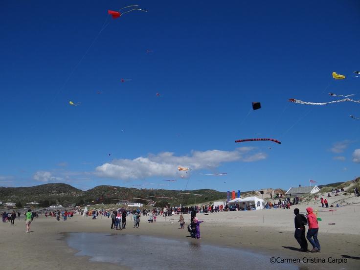 Fun fun fun! The Kite Festival at Hellestø  #Region Stavanger