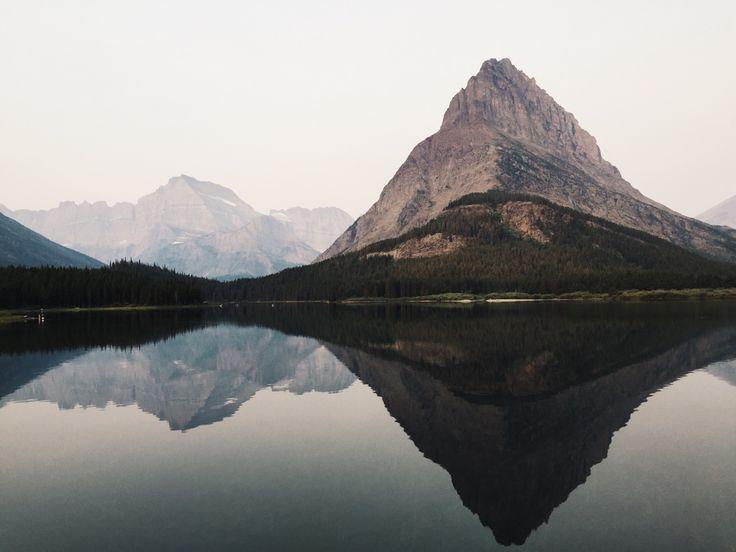 Go climb the mountains.