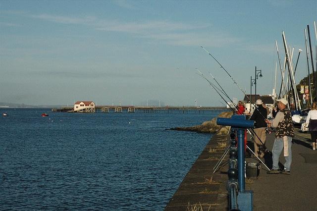 what do you think?Photos, Knab Rocks, Do You, Fishing, Mumbles Pier
