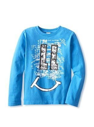 69% OFF Desigual Kid's Graphic T-Shirt (Royal)