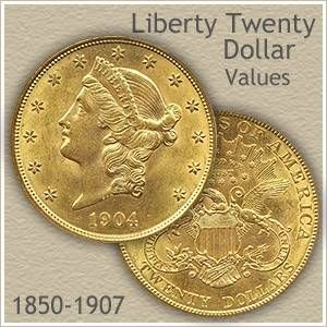 Liberty Twenty Dollar Gold Coin Values #commemorative #coins #value http://coin.remmont.com/liberty-twenty-dollar-gold-coin-values-commemorative-coins-value/  #gold dollar coin # Liberty Twenty Dollar Gold Coin Values Liberty twenty dollar gold coin values have risen above $1,246 each. That is the minimum value of this classic US gold coin. High gold content and the current high value of the precious metal keep these coins at this lofty level. Additionally, other factors oftenRead More