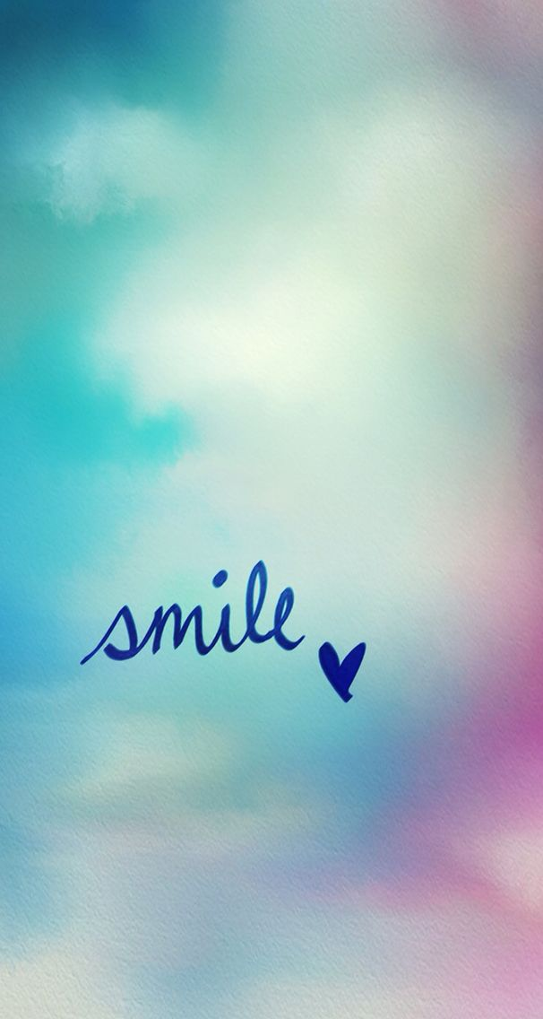 Wallpaper smile                                                                                                                                                                                 Mais