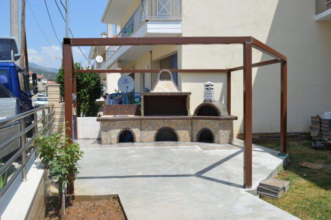 Κηποσυνθέσεις - Ψησταριές www.sxistolithos.gr