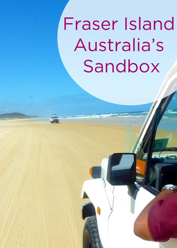 Fraser Island - Australia's Sandbox x Awesomewave.net