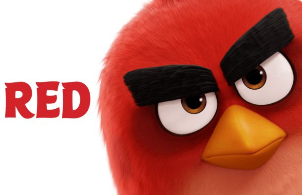 Happy Holidays from The Angry Birds Movie!