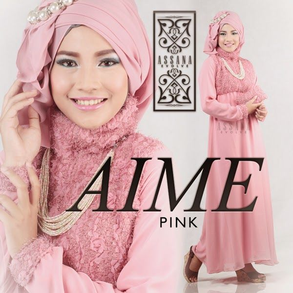 Aime by Assana Evolve - Pink