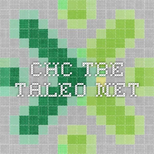chc.tbe.taleo.net