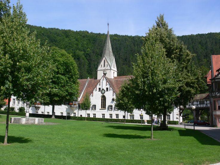 Blaubeuren, ehem. Benediktiner Kloster (Alb-Donau-Kreis) BW DE