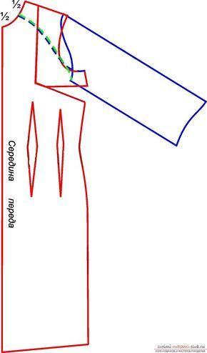 фото-инструкция по выкройке. Фото №1