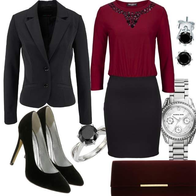 November Wine #fashion #style #outfit #look #dress #mode #sexy #trend #luxury