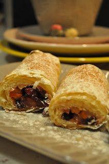 Elmalı Strudel | Kuzinede Kızaran Ekmek
