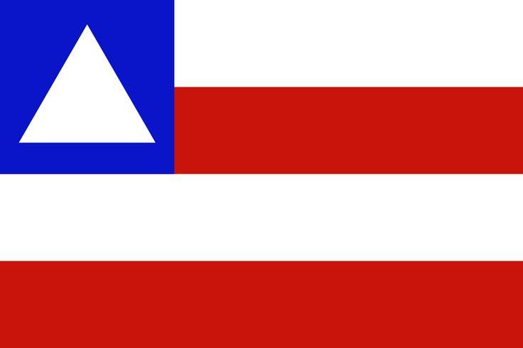 Irajuba (Bahia) Brasile | Bandeira da Bahia – Estados e Capitais do Brasil