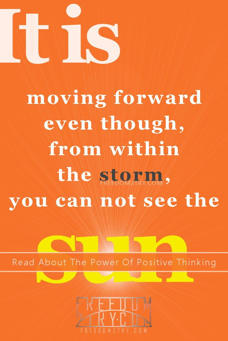 Motivation and Inspiration: The Power Of Positive Thinking. Read a  motivational post about positive
