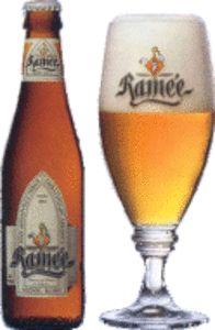 Ramée Blonde - Bierebel.com, la référence des bières belges