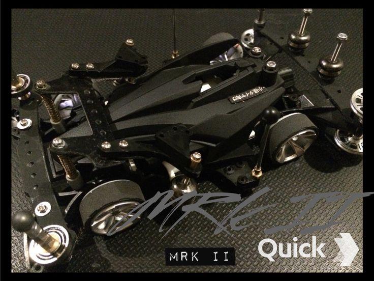 MA chassis MRK II