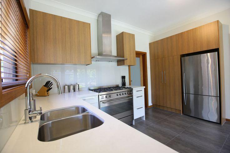 Designer Russell Henderson Preston Kitchen