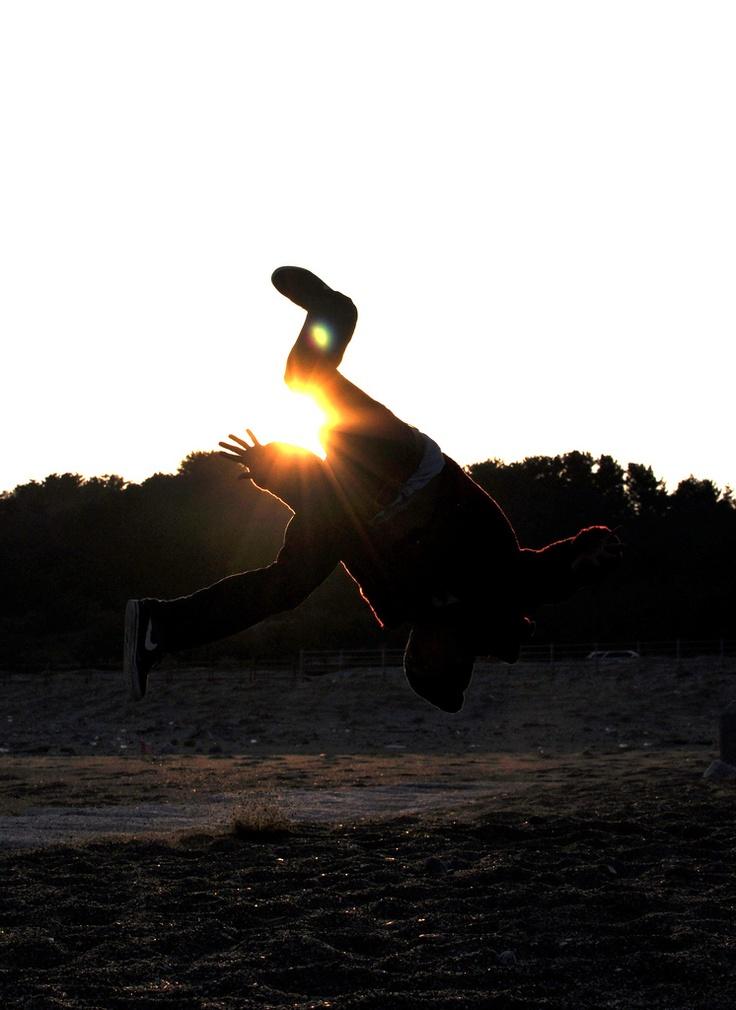Sunset Flip