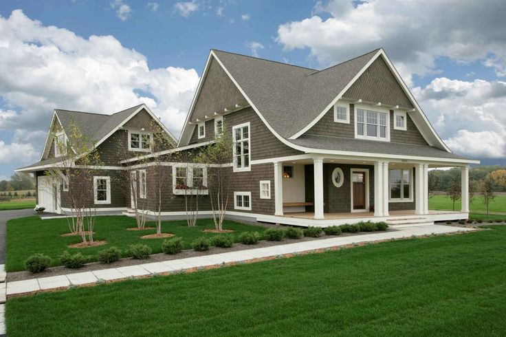Dark Brown Exterior Paint | Simply Elegant Home Designs Blog