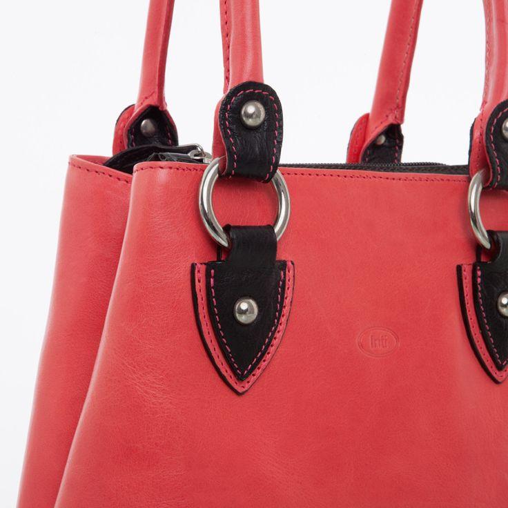 Roisin - Pink Fuschia Shoulder Bag