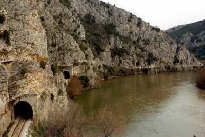 XANTHI-NESTOS RIVER