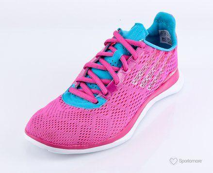 botines adidas rosa