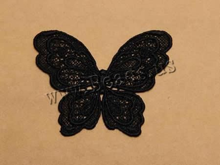 Parches termoadhesivos, Poliéster, Mariposa,  http://www.beads.us/es/producto/Parches-termoadhesivos_p195938.html?Utm_rid=163955