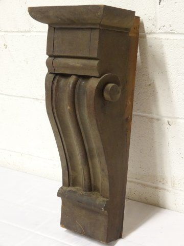 74 best images about salvaged corbels brackets and trim for Architectural corbels and brackets