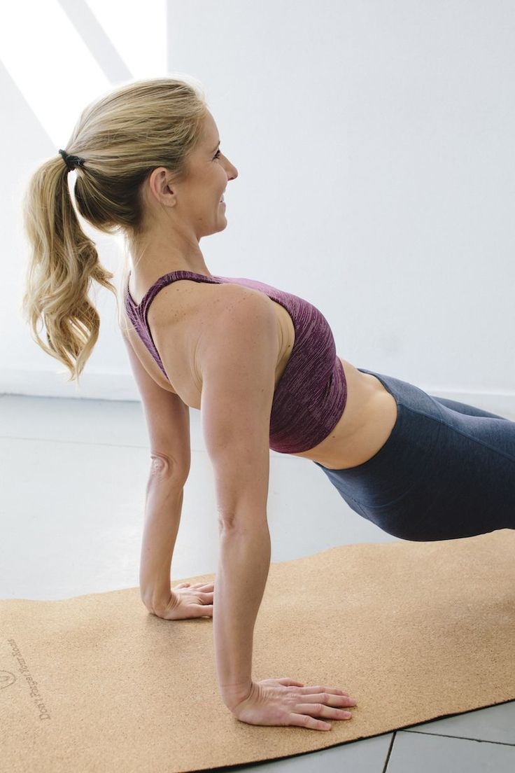 Do These 4 Moves to Tone Your Triceps - Camille Styles