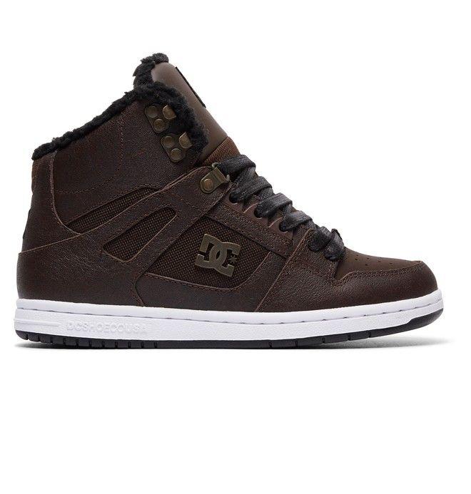 Rebound HighWNT - Hoge winterschoenen 3613372842672   DC Shoes
