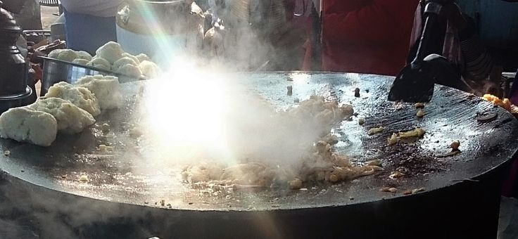 Facets of Adi - Regional Cuisine: Alu Chaat - Atrauli Style