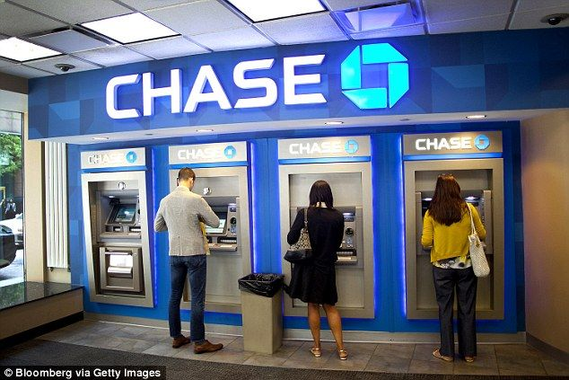 Chase Banks will soon install eATMs that allow customers to make withdrawals using an app instead of a card