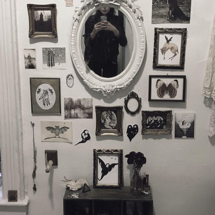 17 best images about house stuff on pinterest thomas the for Gothic bedroom decor