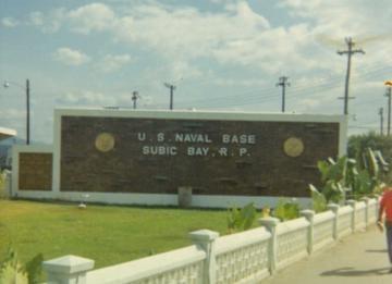 subic bay naval base