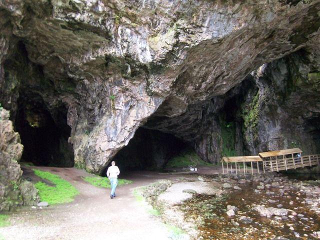 Smoo cave entrance