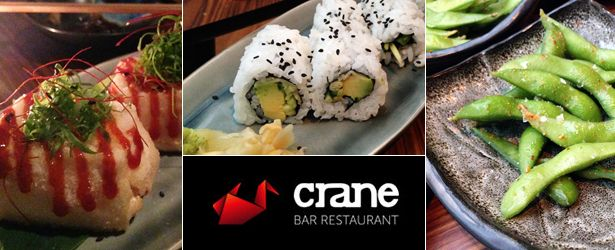Restaurant Review of Crane Bar in Sydney, Australia (from a Vegan perspective)