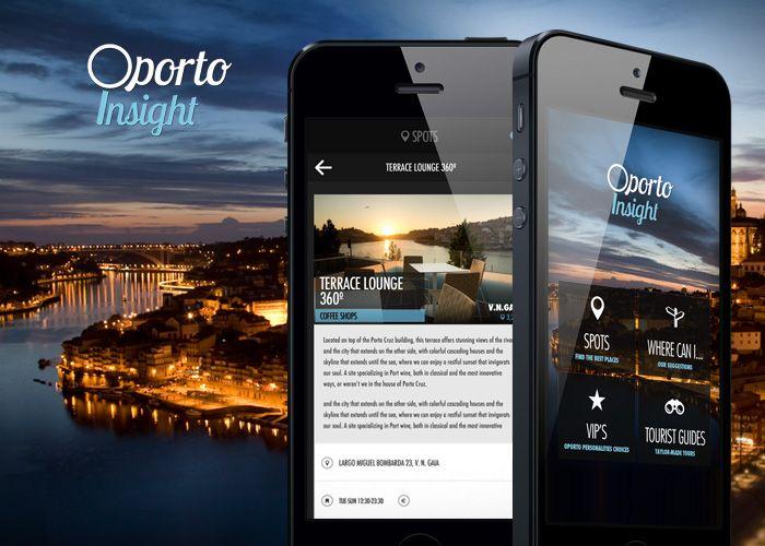"""A nova aplicação móvel dedicada ao Porto, a cidade vencedora do Prémio """"O Melhor Destino Europeu 2014"""" já tem um site disponível para todos os turistas, internos e externos, que querem conhecer melhor os segredos do Porto, os seus recantos e a sua magia."""
