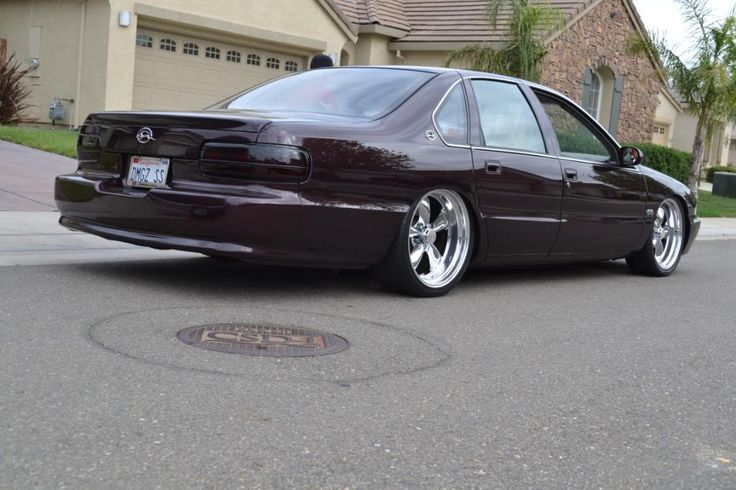 impala ss exhaust - Google Search