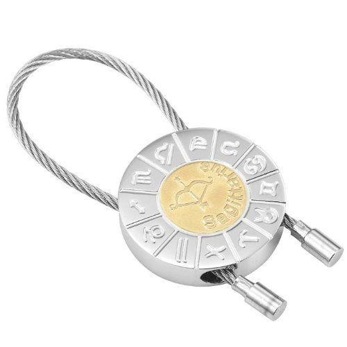 R&B Schmuck Unisex Schlüsselanhänger - Schütze Sternzeichen (Silber, Gold): 12,90€